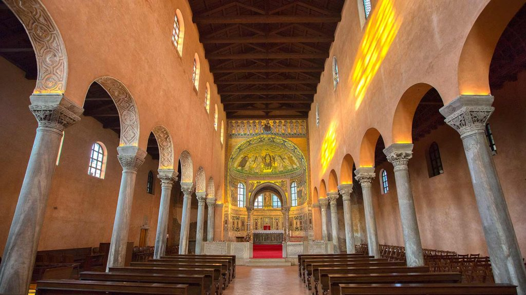 La Basilica di Eufrasiana
