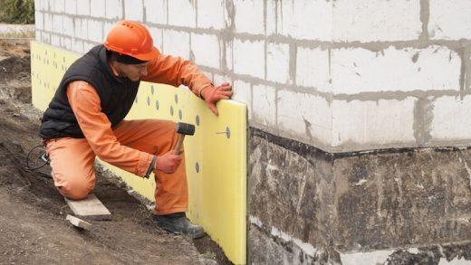 impermeabilizzazione pareti verticali esterne